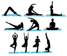 Yoga Poses #yoga
