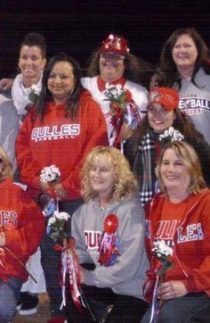 Ft Bend Dulles HS Senior Baseball Moms