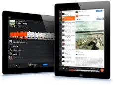SoundCloud Apps - range of Apps that enhances the Soundcloud music listening experience.  Cost: free