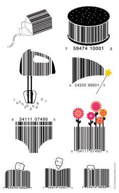 Vanity Bar Codes