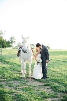 Pennsylvania Barn Wedding // Photo by http://cynkainphotography.com