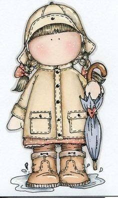 boneca magnolia imagens menina