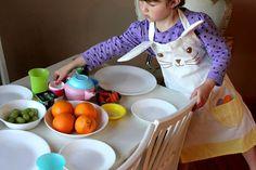 Bunny child's apron!  Cute!!