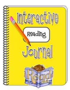 Interactive Reading Journal 2nd-6th