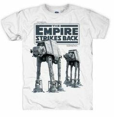 The Empire Strikes Back Official T-shirt