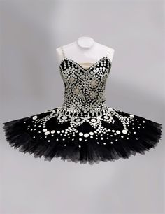 Rossella Jardini (Moschino) has designed a jewelled tutu for a performance (June, 2011) by the Senior Principal Dancer of the English National Ballet, Fernanda Oliveira.