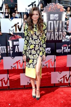 Click here to see the Worst Dressed List of the 2014 MTV Movie Awards!