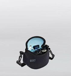 Soft Shell™ Camera Case Compact   http://www.builtny.com/