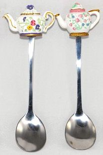 Tea Party Favors Wedding and Baby Shower Favors Miniature Teapot Favors Victorian Favors Tea Cup Candle Favors