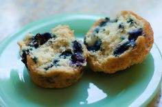 blueberry muffinsThe Pioneer Woman, via Flickr