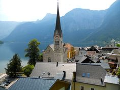 Hallstadt, Austria