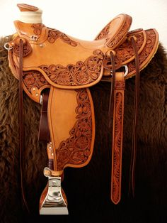 Cowboy Saddlery : Keith Valley Saddle Co. | Western Lifestyle - pretty nice