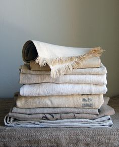 more linen