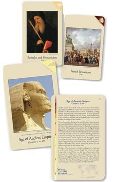 Classical Conversations History Cards!#Repin By:Pinterest++ for iPad#