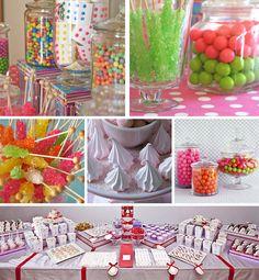 candy party dulces- Fiesta de 15