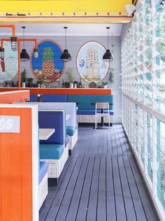 Studio –Gram and Mash bring us Cranky Fin's Holidae Inn, Australia's Newest Beach Shack