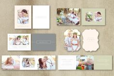 Bittersweet Design Boutique — ETHEREAL SAVE THE DATE SET