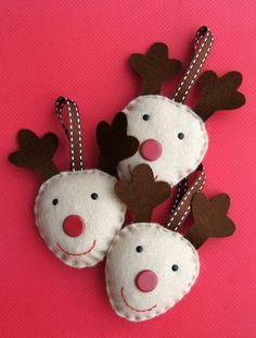 Reindeer Ornaments