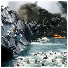 USS Arizona - Pearl Harbor - December 7, 1941