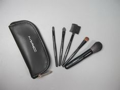 Mac brush set... This is pretty much all I need. Only $9.58!
