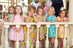Minnies in Lilly