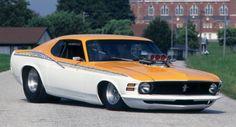 Pro~Street Mustang