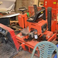 Salsco Gas Greens Roller - For Sale/Wanted - TurfNet.com