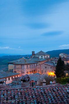 Tuscany, Italy.