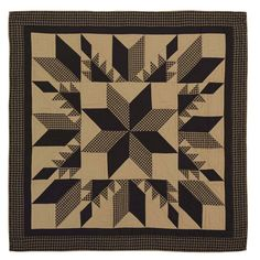 Dakota Star Quilt ~