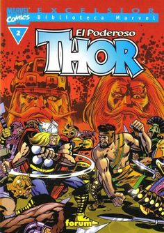 Biblioteca #Marvel #Thor nº 2
