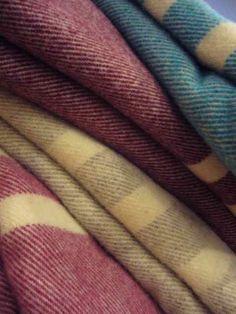 MacAusland blanket from PEI, Canada.