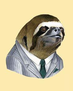 Mr. Sloth