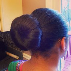 Pretty bun:)