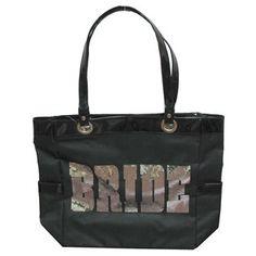 # BRIDE  #TOTE BAG... #GIVEAWAY!!! bride black, sequin, bride tote, black tote, hobbi lobbi, brides, rhineston bride, black bride, tote bags