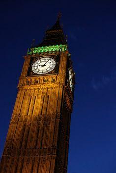 Big Ben - London