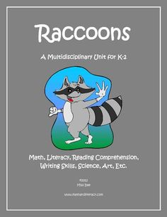 TeacherLingo.com $0.00 - My Raccoons Math and Literacy Unit Plan includes lessons, activities, crafts, reproducible worksheets, reading lists and much more!