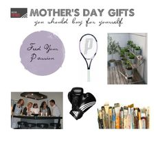 Feed mom's passion with these inspired gifts.