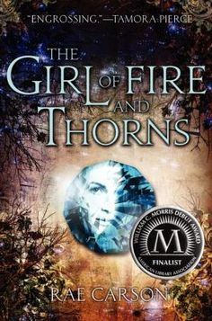 The girl of fire and