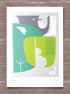 elroy ink abstract art prints