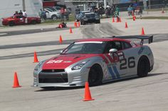 Steve Kepler's 2013 #NissanGTR competed in the 2013 #OUSCI and has already qualified again for 2014, but we've still seen him running some #DriveUSCA events, to get the car further dialed in for Las Vegas.