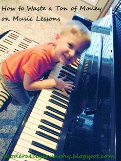 10 things every parent should know about starting- and keeping- their kids in music lessons, straight from a music teacher.
