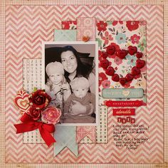 Sweet on You - My Creative Scrapbook - Scrapbook.com