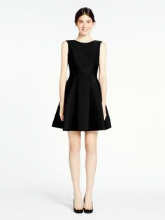 for when making a memorable exit is just as important as making an entrance. — the marilyn dress by kate spade new york (may 2014)