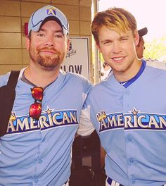 Chord Overstreet. Singer, dancer, athlete.