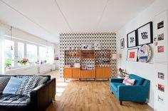 Midcentury Living Room by Fotograf Lisbet Spörndly