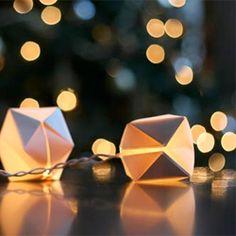 Top 5 DIY string lights ~