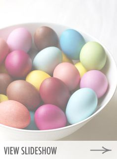 10 DIY Easter Egg Ideas | The Sweetest Occasion