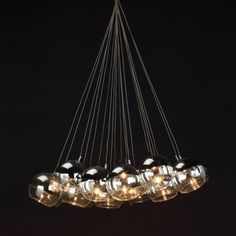 Find it at the Foundary - Twenty Light Tails Pendant