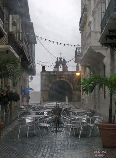 Capilla del Cristo Old San Juan Puerto Rico