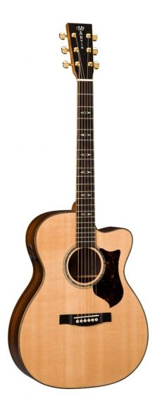 Martin! This one is made in the U.S.A.! I don't care if I don't know how to play it. I just love looking at it!